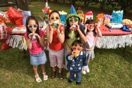 Сценарий для праздника на природе для детей